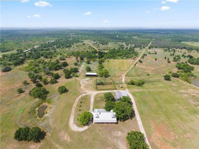 Erath County Single Family Home For Sale: 20912 W Farm To Market 1188