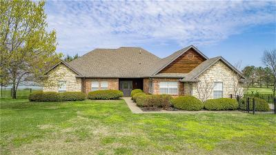 Kerens Single Family Home For Sale: 601 Sunset Point