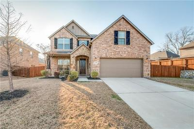 McKinney Single Family Home Active Option Contract: 3723 Sweetbriar Drive
