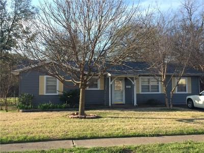 Euless Single Family Home For Sale: 501 Bell Drive