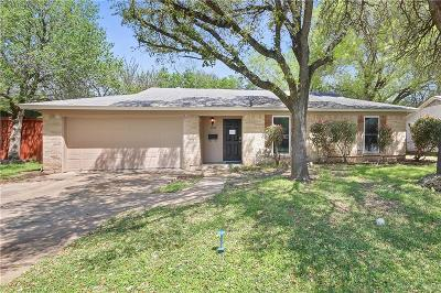 Richland Hills Single Family Home For Sale: 6833 John Drive