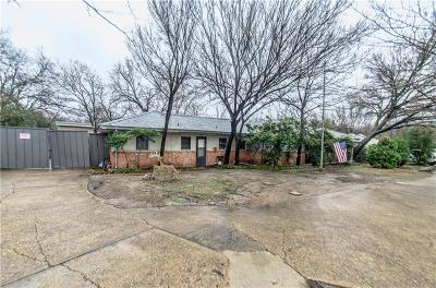 Dallas Single Family Home For Sale: 9930 Webb Chapel Road