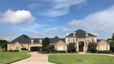 Burleson Single Family Home Active Kick Out: 8100 Plum Creek Trail
