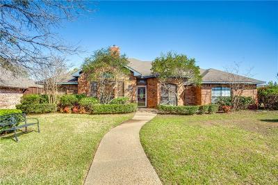 Carrollton Single Family Home For Sale: 1413 Barclay Drive