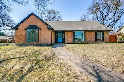 Dallas Single Family Home For Sale: 3306 Old Colony Road