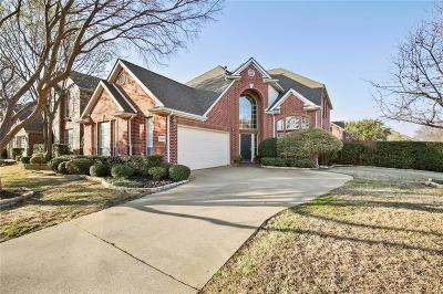 Flower Mound Single Family Home For Sale: 4013 Dawn Drive