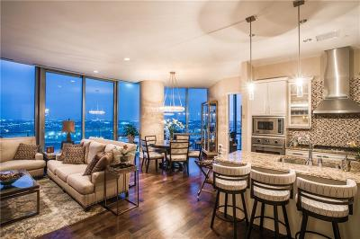 Fort Worth Condo For Sale: 1301 Throckmorton Street #2603