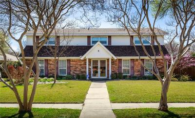 Richardson Single Family Home For Sale: 4 Park Place