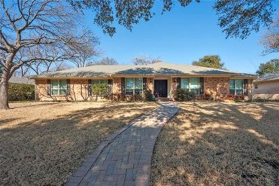 Richardson Single Family Home For Sale: 916 Northlake Drive