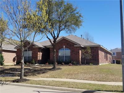 North Richland Hills Residential Lease For Lease: 6204 Dream Dust Drive
