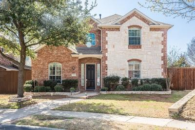 Single Family Home For Sale: 2545 Hidden Knoll Trail