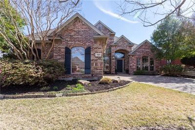 Fort Worth Single Family Home For Sale: 7009 Brierhollow Court