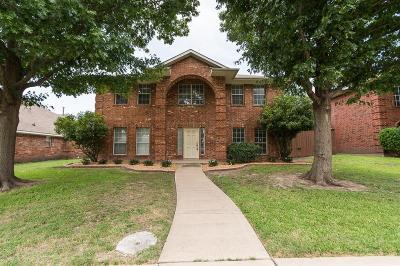 Rowlett Single Family Home For Sale: 2509 Thistle Lane