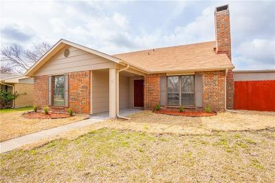 Garland Single Family Home For Sale: 5733 Drexel Drive