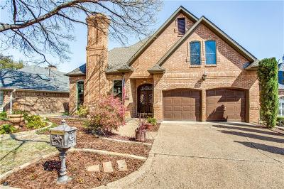 Dallas Single Family Home For Sale: 16006 Chalfont Circle