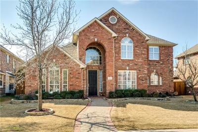 Frisco Single Family Home For Sale: 3223 Persimmon Lane