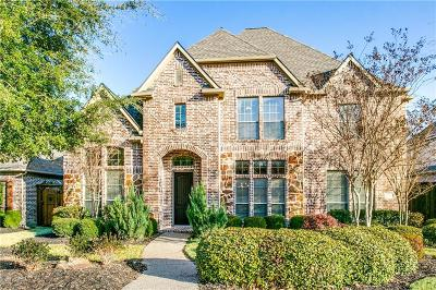 Frisco Single Family Home Active Contingent: 10238 Bowling Green Drive
