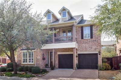 Fort Worth Single Family Home Active Option Contract: 2644 Waters Edge Lane