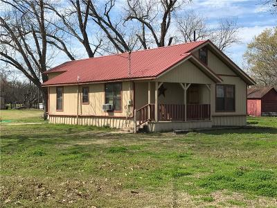 Sulphur Springs TX Single Family Home Active Option Contract: $160,000