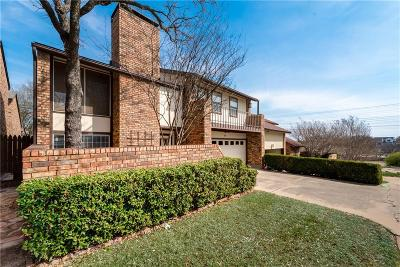 Fort Worth Single Family Home For Sale: 6217 Post Oak Terrace