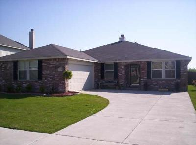 Royse City Single Family Home For Sale: 1232 Evergreen Street