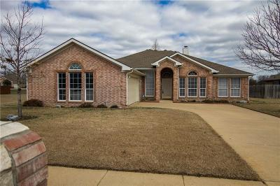 Waxahachie Single Family Home For Sale: 321 Osage Drive
