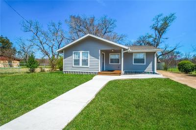 Wills Point Single Family Home For Sale: 704 N 6th Street