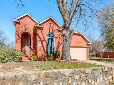 Grapevine Single Family Home For Sale: 1900 Carnegie Lane