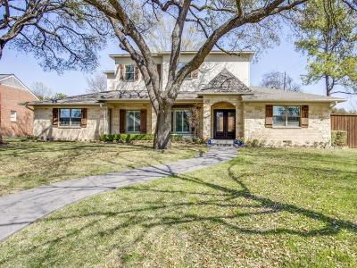 Single Family Home For Sale: 4557 Alta Vista Lane