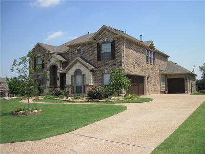 Fort Worth Single Family Home For Sale: 2428 Bent Green Way