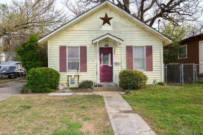 Erath County Single Family Home For Sale: 1094 W Green Street