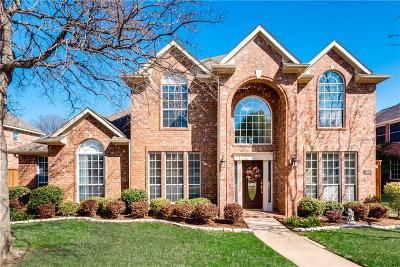 Coppell Single Family Home For Sale: 486 Forest Ridge Drive