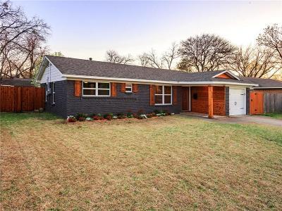 Richardson Single Family Home For Sale: 530 E Tyler Street