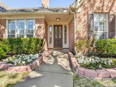 Richardson Single Family Home For Sale: 3210 Wyndham Lane