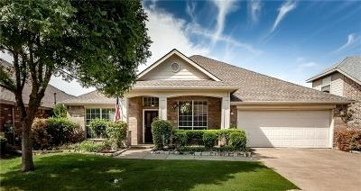 McKinney Single Family Home For Sale: 7609 Chadwick Drive