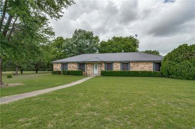 Anna Single Family Home For Sale: 850 Hurricane Creek Circle