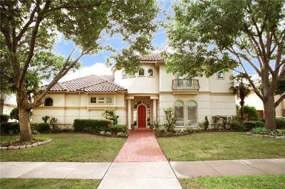 Plano Single Family Home For Sale: 5928 McFarland Drive