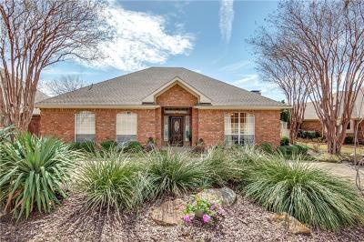 Carrollton Single Family Home For Sale: 2210 Lorraine Drive