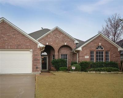 Arlington TX Single Family Home Active Option Contract: $274,000