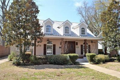 Terrell Single Family Home For Sale: 213 Elm Drive
