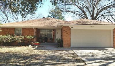 Single Family Home For Sale: 6650 Highgate Lane