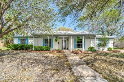 Fort Worth Single Family Home For Sale: 3029 Conejos Drive