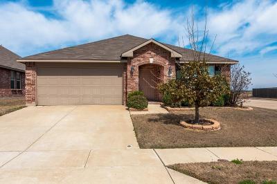 Single Family Home For Sale: 1253 Elkford Lane