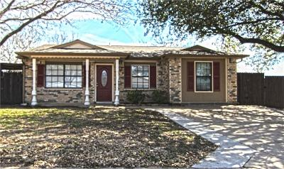 Cedar Hill Single Family Home For Sale: 422 Justice Street