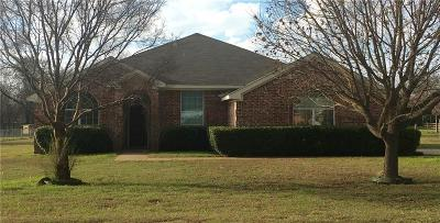 Waxahachie Single Family Home For Sale: 1030 Waterford Crossing
