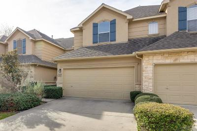 Euless Single Family Home Active Option Contract: 510 Jamboree Way