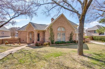 Colleyville Single Family Home Active Option Contract: 3401 Bowden Hill Lane N