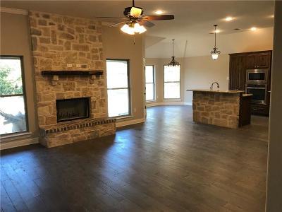 Springtown Single Family Home For Sale: 97 Bonnie Lane