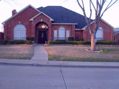 Desoto Single Family Home For Sale: 717 Regalwood Drive
