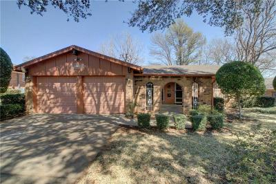 Burleson Single Family Home For Sale: 612 Chisholm Road